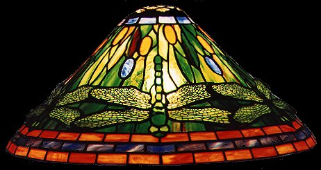 Stained Glass Lights