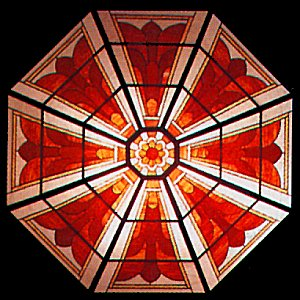Stained Glass Skylights